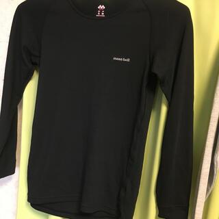 モンベル(mont bell)のモンベル ジオライン ラウンドネックシャツ Mサイズ(アンダーシャツ/防寒インナー)
