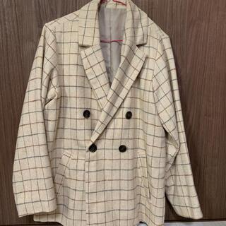 ウィゴー(WEGO)のコート(ライダースジャケット)