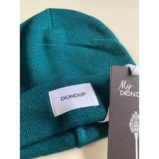 ロンハーマン(Ron Herman)の新品未使用 DONDUP ニット帽(ニット帽/ビーニー)