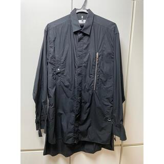 ジルサンダー(Jil Sander)のoamc   ロングシャツ M   jil sander (シャツ)