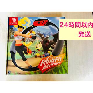 ニンテンドースイッチ(Nintendo Switch)のリングフィット アドベンチャー (家庭用ゲームソフト)
