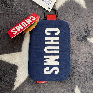 チャムス(CHUMS)のCHUMS POCKET TISSUE COIN ケース(コインケース)