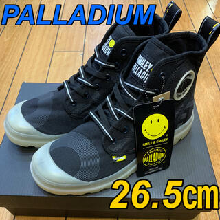 パラディウム(PALLADIUM)の☆新品☆PALLADIUM SMILEY GITD パンパ スマイリー コラボ(スニーカー)