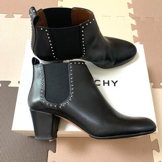 ジバンシィ(GIVENCHY)の訳あり ジバンシー スタッズ ブーツ 39 GIVENCHY (ブーツ)