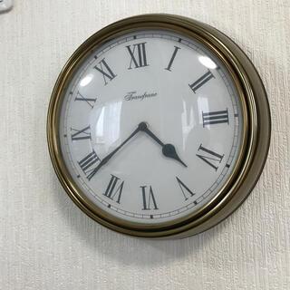 フランフラン(Francfranc)のフランフラン 掛け時計 【ジャンク】(掛時計/柱時計)