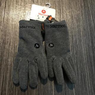 マーモット(MARMOT)のマーモット フリース手袋 サイズM(手袋)
