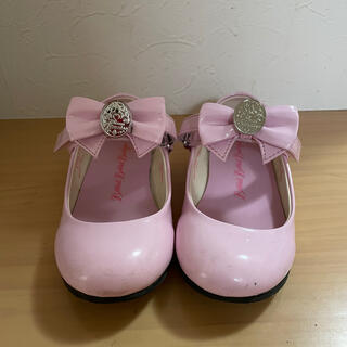 ディズニー(Disney)のビビディバビディブティック 靴 17センチ(フォーマルシューズ)