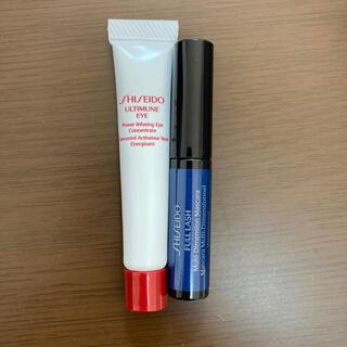 シセイドウ(SHISEIDO (資生堂))のSHISEIDO 美容液、マスカラ サンプル(サンプル/トライアルキット)