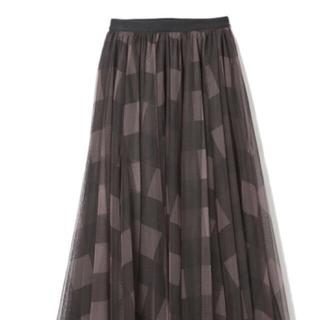 ドロシーズ(DRWCYS)のチェックチュールスカート(ひざ丈スカート)