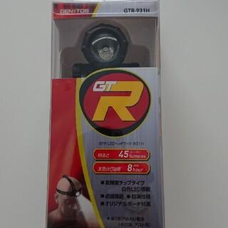 ジェントス(GENTOS)のアンパンマン様!専用ジェントスLED GTRヘッドライト(ライト/ランタン)