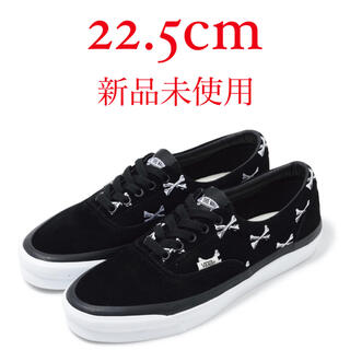シュプリーム(Supreme)のWTAPS✖︎VANS OG ERA LX BLACK 22.5cm(スニーカー)