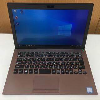 バイオ(VAIO)のVAIO S11 i7 16GB LTE ブラウン(ノートPC)