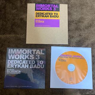 【DJ KENTA】IMMORTAL WORKS 3【Erykah Badu】(R&B/ソウル)