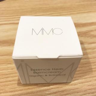 エムアイエムシー(MiMC)のmimc エッセンスハーブバーム 一箱(フェイスクリーム)