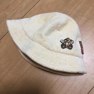 カステルバジャック(CASTELBAJAC)のカステルバジャック 帽子 タオル生地(帽子)