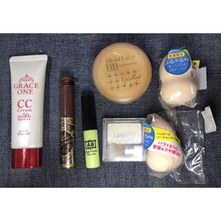 コーセー(KOSE)の化粧品まとめ売り ミネラルファンデ CCクリーム マスカラ マジョマジョ(CCクリーム)