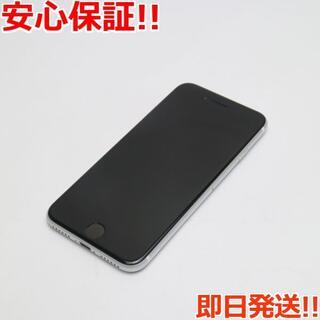 アイフォーン(iPhone)の新品同様 SIMフリー iPhone SE 第2世代 128GB ホワイト (スマートフォン本体)