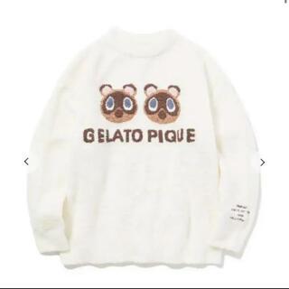 ジェラートピケ(gelato pique)の即完売 ジェラートピケ  × あつまれどうぶつの森 あつ森(トレーナー/スウェット)