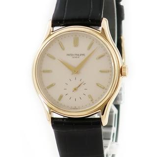 パテックフィリップ(PATEK PHILIPPE)のパテックフィリップ  カラトラバ 3923J 手巻き メンズ 腕時計(腕時計(アナログ))