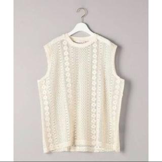 アクネ(ACNE)のour legacy 20ss box sleeveless(Tシャツ/カットソー(半袖/袖なし))