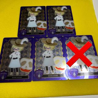 ディズニー(Disney)のツイステ メタルカード3 ルーク 実験着 SD柄 メタカ3(キャラクターグッズ)