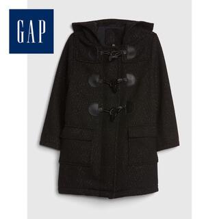 ベビーギャップ(babyGAP)の【新品】babyGAP ラメダッフルコート(コート)