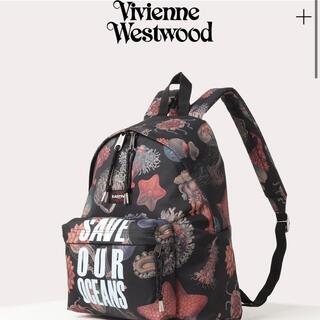 ヴィヴィアンウエストウッド(Vivienne Westwood)の【新品未使用】Vivienne Westwood×Eastpack リュック (バッグパック/リュック)