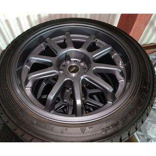 グッドイヤー(Goodyear)のスタッドレスタイヤ 255-40-R18 タイヤホイールセット(タイヤ・ホイールセット)