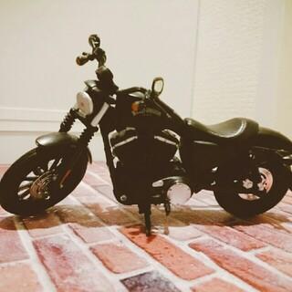 ハーレーダビッドソン(Harley Davidson)のマイスト Maisto 1/12 ハーレー ダビッドソン(模型/プラモデル)