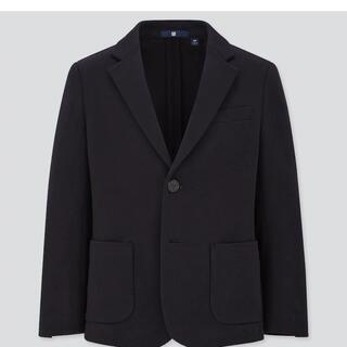 ユニクロ(UNIQLO)のユニクロ コンフォートジャケット パンツ セットアップ(ドレス/フォーマル)