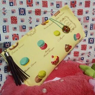 アタオ(ATAO)のアタオ財布用カバー(財布)