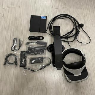 プレイステーションヴィーアール(PlayStation VR)のプレステ4 VR (おまけつき)(家庭用ゲーム機本体)