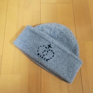 アパルトモンドゥーズィエムクラス(L'Appartement DEUXIEME CLASSE)のQUEENE and BELLE クイーンアンドベル ニット帽(ニット帽/ビーニー)