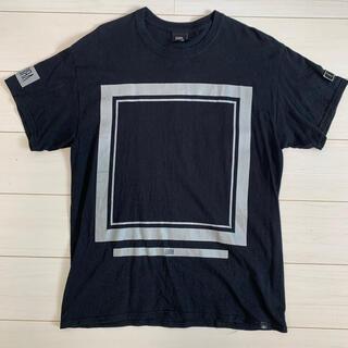 ELVIRA リフレクターフレームTシャツ(Tシャツ/カットソー(半袖/袖なし))
