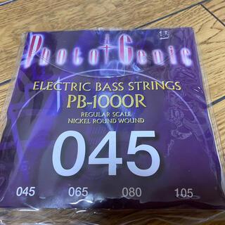 フォトジェニック(Photogenic)の未使用 ベース 弦 フォトジェニック PB-1000R PHOTOGENIC(弦)
