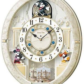 ディズニー(Disney)のMiy様専用(掛時計/柱時計)