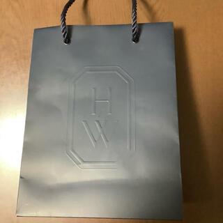 ハリーウィンストン(HARRY WINSTON)のハリー・ウィンストン ペーパーバッグ(ショップ袋)