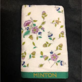 ミントン(MINTON)のミントン フェイスタオル(タオル/バス用品)