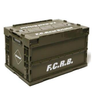 エフシーアールビー(F.C.R.B.)のF.C.Real Bristol LARGE CONTAINER KHAKI(ケース/ボックス)
