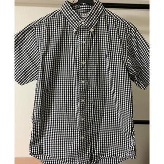ジムフレックス(GYMPHLEX)のジムフレックス チェックシャツ Lサイズ(シャツ)