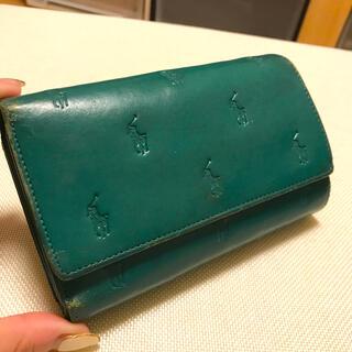 ラルフローレン(Ralph Lauren)の三つ折り 財布 ラルフローレン Ralph Lauren(財布)