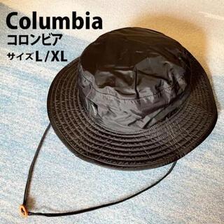 コロンビア(Columbia)の【 Columbia 】 コロンビア ハット 帽子 防水浸透機能 ブラック 黒(ハット)