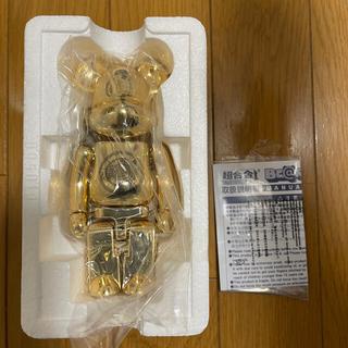 メディコムトイ(MEDICOM TOY)のBE@RBRICK 超合金 十二宮黄金聖衣 Ver.200% (アニメ/ゲーム)