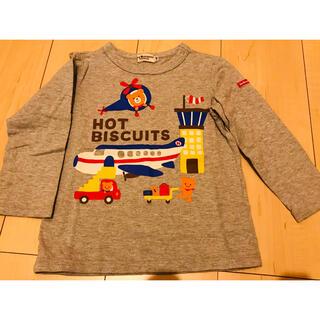 ホットビスケッツ(HOT BISCUITS)のMIKIHOUSEミキハウス100(Tシャツ/カットソー)