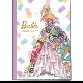 バービー(Barbie)のバービーBarbie 手帳 2021年 スケジュール帳(カレンダー/スケジュール)