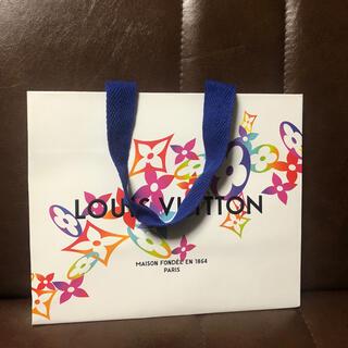 ルイヴィトン(LOUIS VUITTON)のルイヴィトン クリスマス限定 紙袋 2020(ショップ袋)