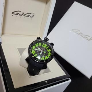ガガミラノ(GaGa MILANO)のGAGA-MILANO(腕時計(アナログ))