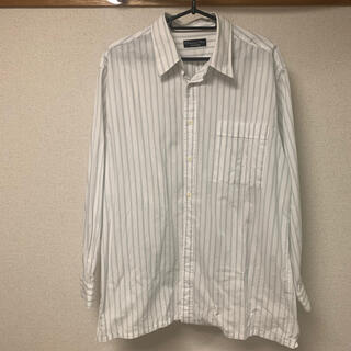 クリスチャンディオール(Christian Dior)のChristian Dior ストライプシャツ(シャツ)