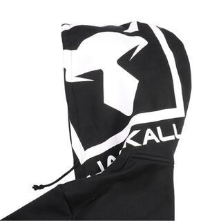 ジャッカル(JACKALL)のジャッカル プルオーバーフーディ ビッグロゴ XLサイズ パーカー(ウエア)