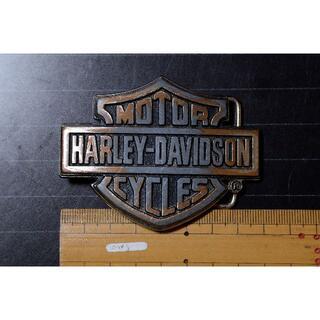 ハーレーダビッドソン(Harley Davidson)の【純正ハーレーダビッドソン】ヴィンテージカスタムバックル (ベルト)